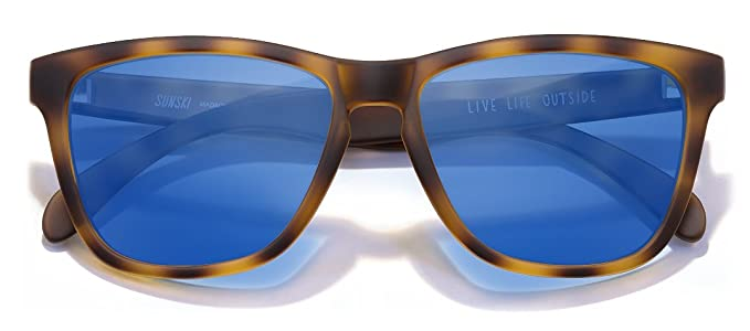 f91da544e0 Image Unavailable. Image not available for. Color  Sunski Madrona Polarized  Sunglasses ...