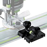 Festool 492601 Guide Stop Adapter For OF 1400 And FS Guide Rails by Festool