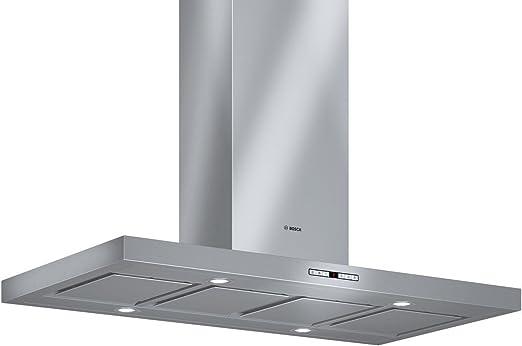 Bosch DIB12T151 - Campana (Acero inoxidable, 1200 mm, 744 mm, 650 mm, 1044 mm, 39000 g): Amazon.es: Hogar