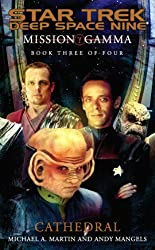 Mission Gamma Book Three: Cathedral: Cathedral Bk.3 (Star Trek)