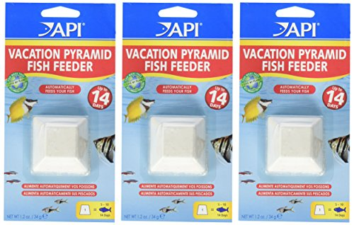 Wardley 10 Day Vacation Fish Feeder 2 Pack Pets Trend