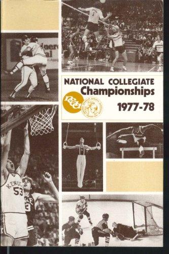 National Collegiate Championships 1977 1978 NCAA Baseball Basketball ++ ()