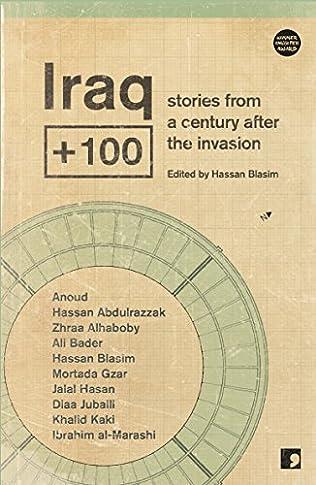 book cover of Iraq   100