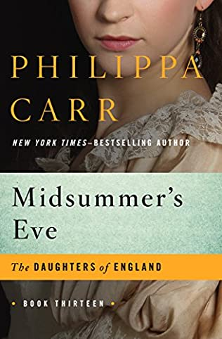 book cover of Midsummer\'s Eve