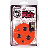 Franklin Sports NHL Street Hockey Roll-A-Puck (Colors May Vary)