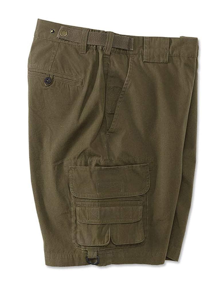 Orvis 14-pocket Expedition Poplin Cargo Shorts 3430:3430