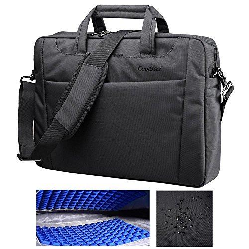 """CoolBELL 15.6"""" Laptop Notebook Handbag Messenger Sleeve Case"""