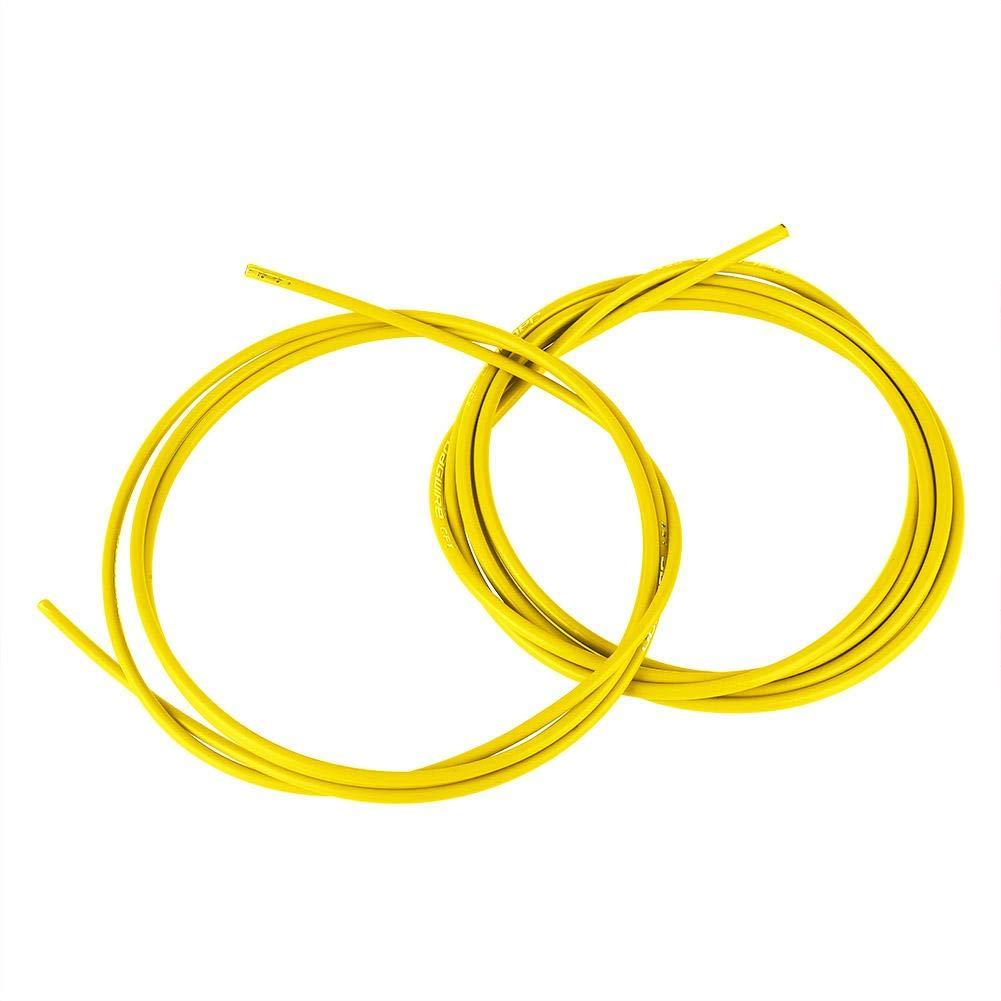 Alomejor Kit de Gaines de Cables de Freins de Velo Kits de Tubes de Freins Accessoires de Velo