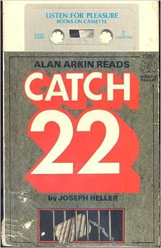 Catch 22 Heller Joseph Arkin Alan 9780886461256 Amazon Com Books