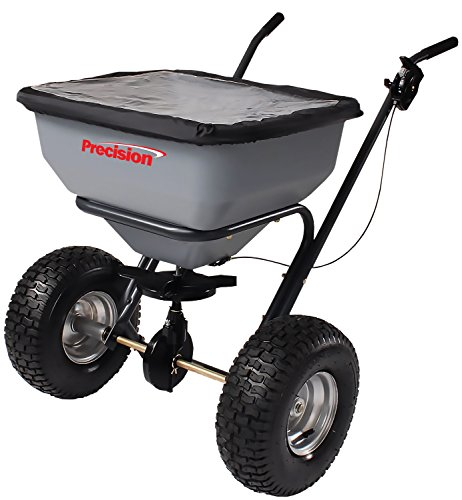 Precision Products 130-Pound Capacity Commercial Broadcast Spreader SB6000RD