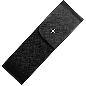 Montblanc 114623 2 Pen Pouch hard shell
