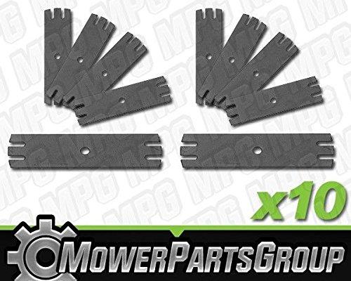 MowerPartsGroup P470 (10) Edger Blades 9