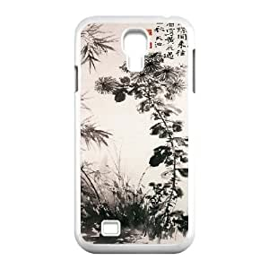 LASHAP Phone Case Of Chinese landscape painting for Samsung Galaxy S4 I9500