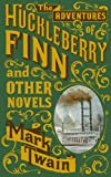 The Adventures of Huckleberry Finn and Other Novels (Barnes & Noble Leatherbound Classic Collection)