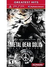 Metal Gear Solid Peace Walker - PlayStation Portable Standard Edition