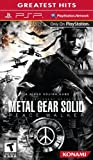 Metal Gear Solid Peace Walker - PlayStation Portable Standard Edition