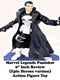 Review: Marvel Legends Punisher 6