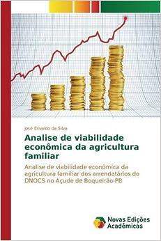 Book Analise de viabilidade econômica da agricultura familiar (Portuguese Edition)