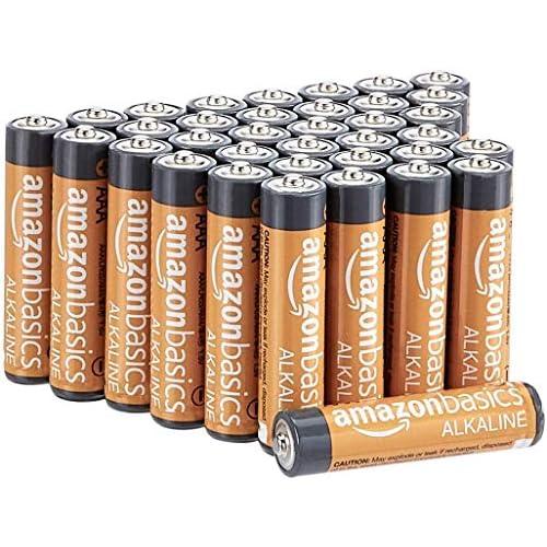 chollos oferta descuentos barato AmazonBasics Pilas alcalinas AAA de 1 5 voltios gama Performance paquete de 36 el aspecto puede variar