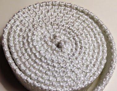 Fiberglass Boiler Tape, Non-Adhesive, 1