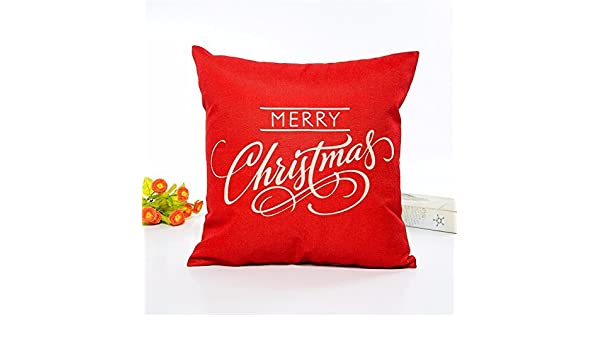 Amazon.com: Mooncute Wedding Pillow Case, Wedding Decoration ...