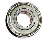 nachi bearing - 6001ZZE Nachi Bearing Shielded C3 Japan 12x28x8 Ball Bearings
