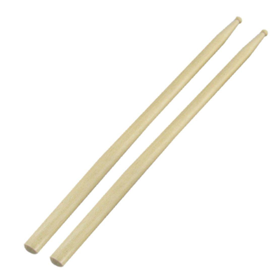 Beginner Musical Pair Wooden 5A Drumsticks Drum Sticks SODIAL(R) BCG329773