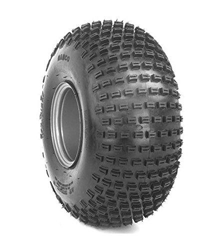 Nanco N700 Atv Dimple Knobby All-Terrain ATV Bias Tire - 22X11.00-10