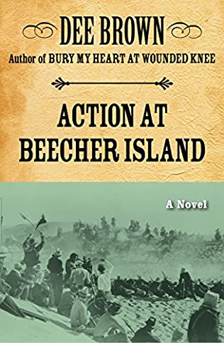 book cover of Action At Beecher Island
