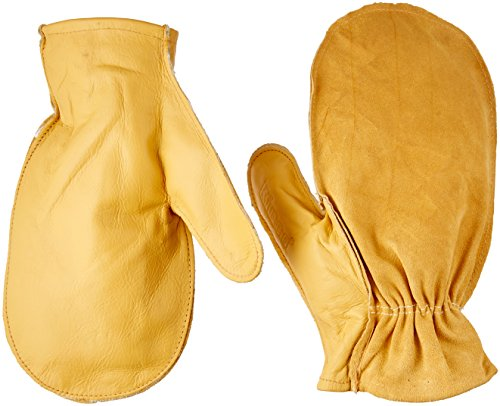Kinco 035117193154 Chopper Suede Cow Unlined Gloves, Large, Single Pair