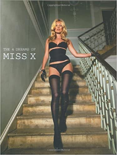 1d18b34c49c2 The 4 Dreams of Miss X (Agent Provocateur S.): Agent Provocateur, Mike  Figgis, Kate Moss: 9781862057661: Amazon.com: Books