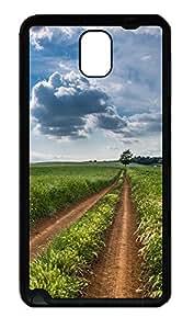 Samsung Note 3 Case Village And Fields TPU Custom Samsung Note 3 Case Cover Black