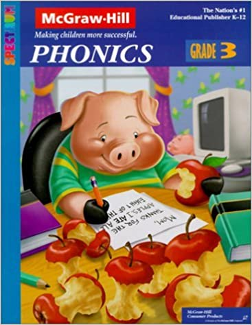 Book Spectrum Phonics, Grade 3 (McGraw-Hill Learning Materials Spectrum) by School Specialty Publishing (1999-04-08)