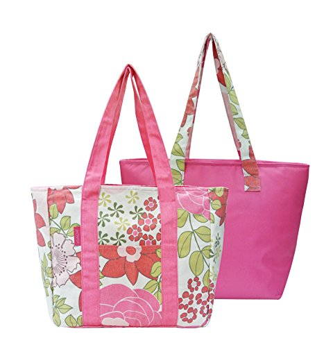 2-pc-santa-barbara-bag-w-insulated-tote-pink-floral