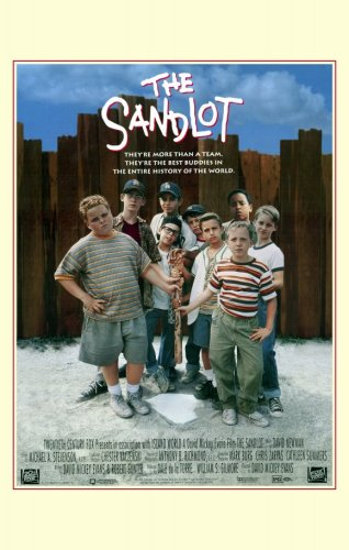 Pop Culture Graphics Sandlot, The (1993) - 11 x 17 - Style A