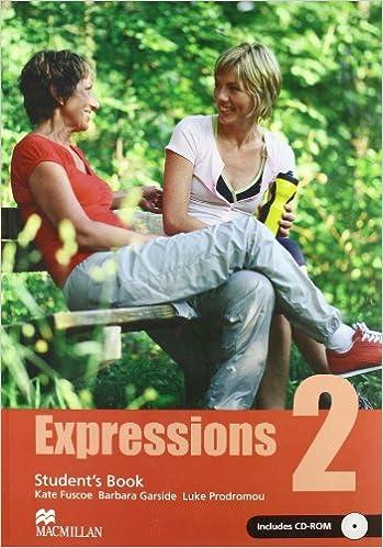 Book Expressions 2 SB Pk