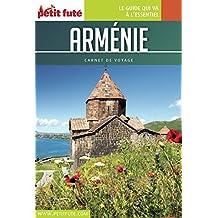 ARMÉNIE 2017 Carnet Petit Futé (Carnet de voyage) (French Edition)