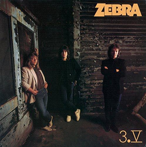 CD : Zebra - 3.V (Deluxe Edition, Remastered, United Kingdom - Import)