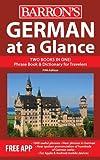 German at a Glance, Henry Strutz, 0764147714