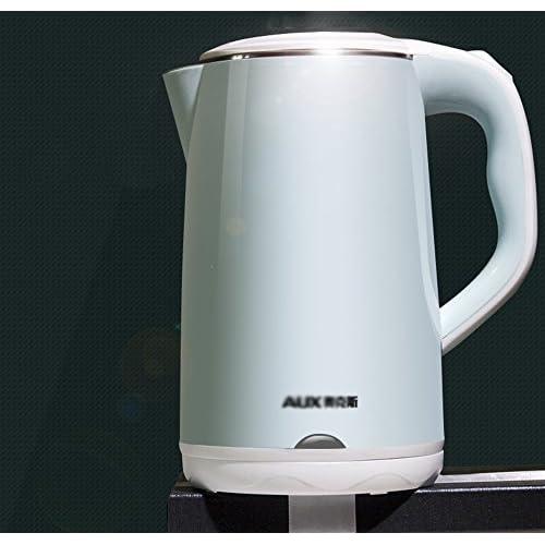 sheng Bouilloire électrique bouilloire domestique 304 isolation en acier inoxydable puissance automatique