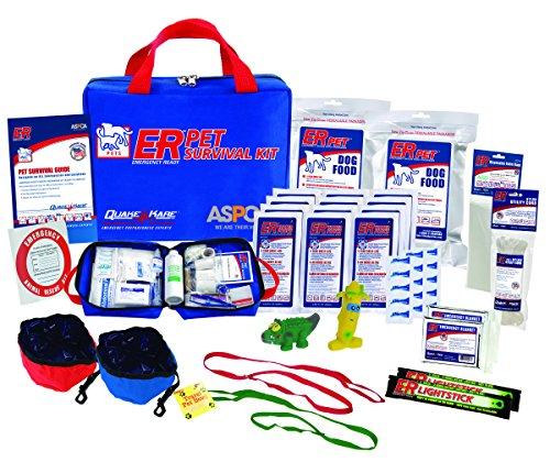 ER Emergency Ready Deluxe Survival Kit, 1 Dog Kit