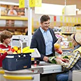 LIQING 35L Large Picnic Basket Shopping Travel