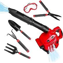 [Patrocinado] Tallo niños juego de herramientas, juguete Choi herramientas de alimentación de la Funciona con pilas soplador juguete juego de herramientas