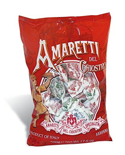 Chiostro di Saronno Amaretti Cookies Cello Bag 17.6 - Cookies Cello