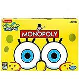 Monopoly Game SpongeBob SquarePants Edition by Hasbro