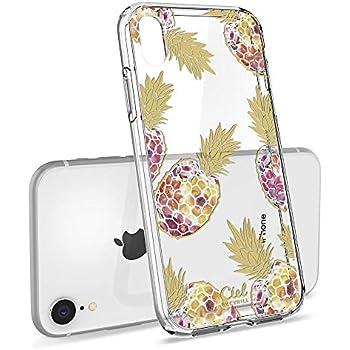 Amazon.com: Fingic iPhone XR Case Pineapple,iPhone XR