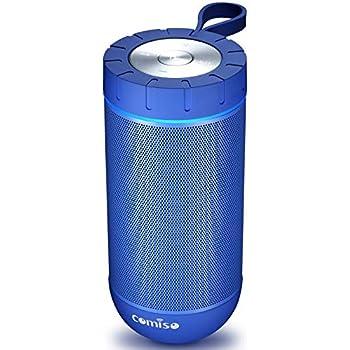 COMISO Bluetooth Waterproof Speaker