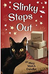Slinky Steps Out (Cats in the Mirror) (Volume 4) Paperback