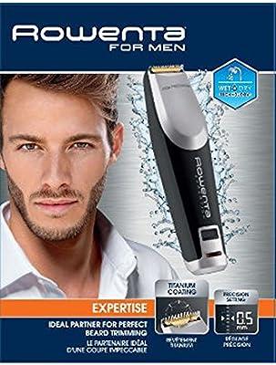 Rowenta tn-3400 – Afeitadora y barbero Wet & Dry de alta precisión ...