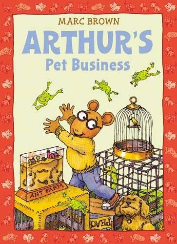 Arthur's Pet Business (An Arthur ()
